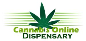 cannabis online dispensary shipping logo buy weed online