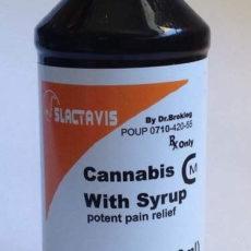 Slactavis Cannabis Syrup