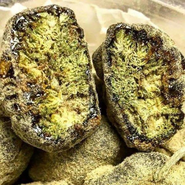 Sour Diesel MoonRocks, Moon Rocks Molly Gold